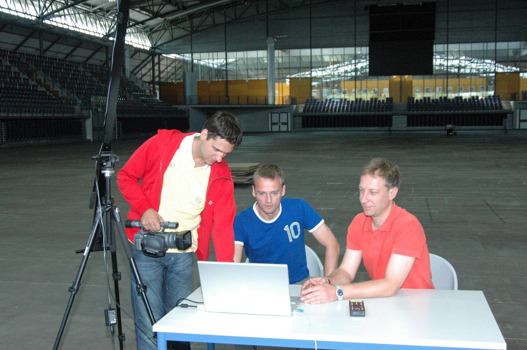 WM 2005 Leipzig