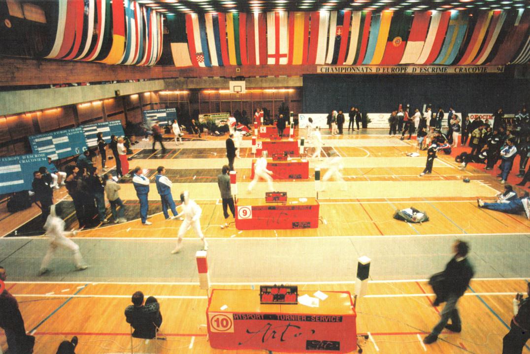 Europaen Championships KRAKOW Poland
